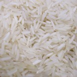 Long white rice for consumption